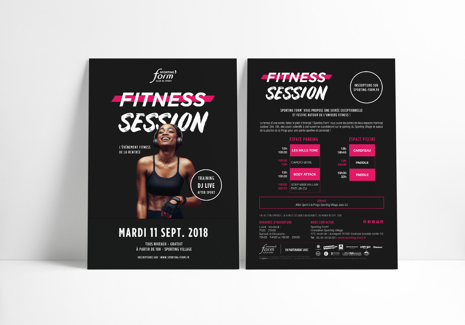 Flyer-Fitness-Session-Sporting-Form