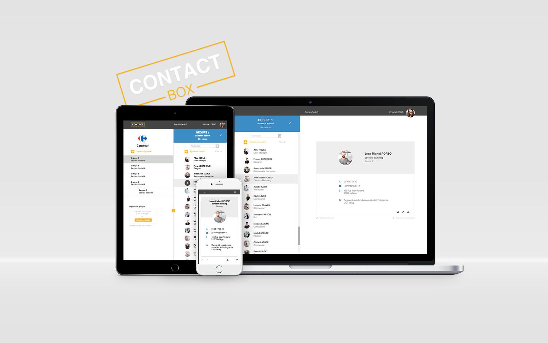 contactbox
