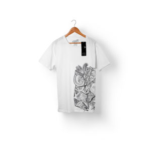 t shirt-blanc-homme